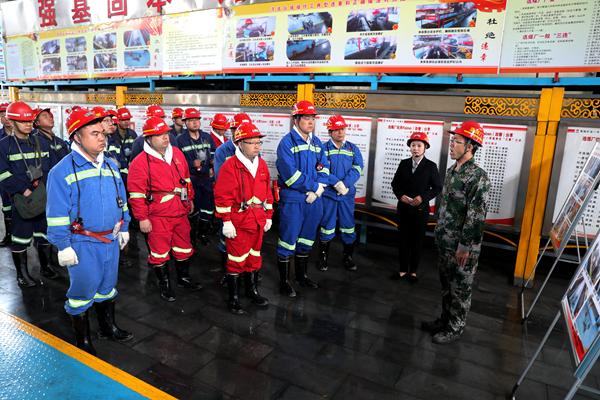 黄陵矿业一号煤矿:稳步推进集团NOSA示范矿井创建