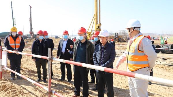 榆林化学签署煤炭分质利用制化工新材料示范项目工程建设总承包合同